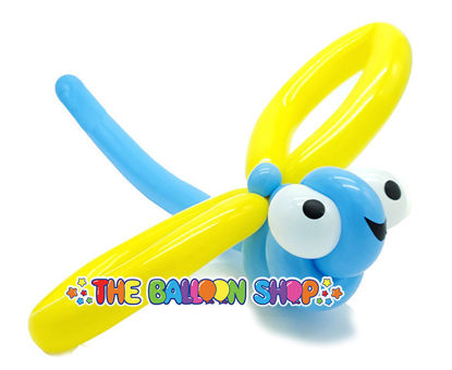 Picture of Dragon Fly - Balloon