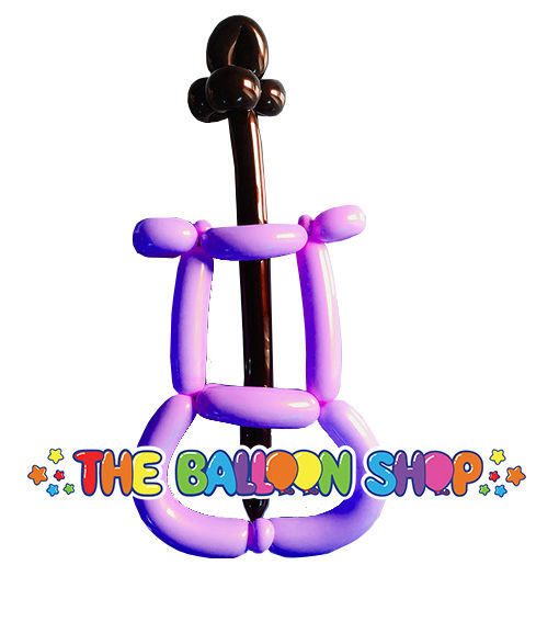 Picture of Guitar - Balloon