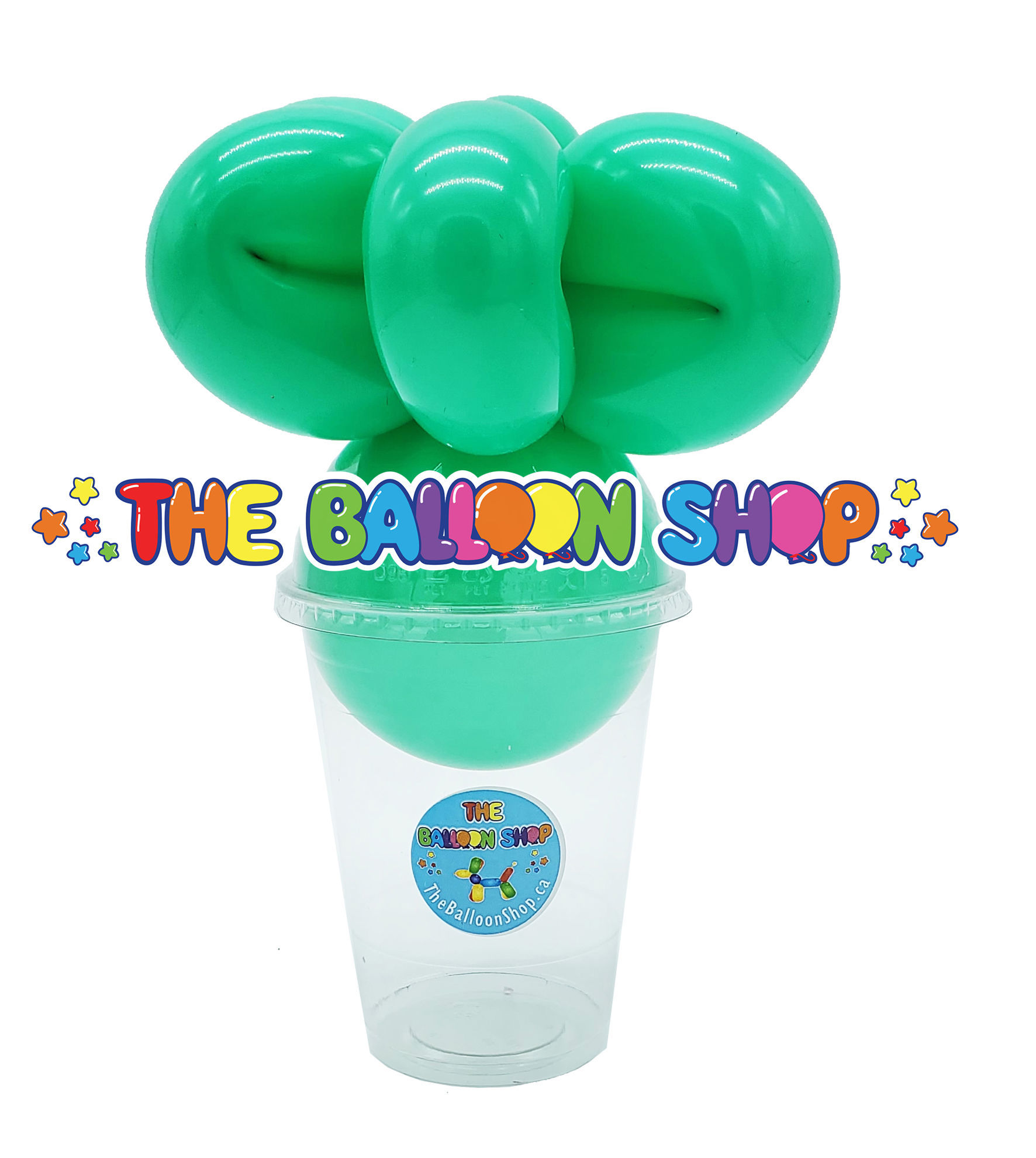 Picture of Present - Balloon Candy Cup