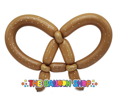 Picture of Pretzel - Balloon
