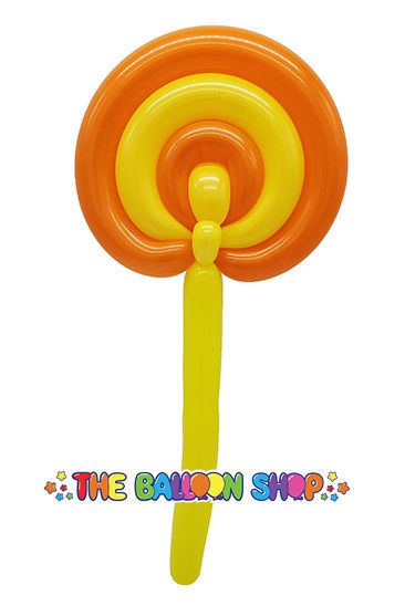 Picture of Lollipop - Balloon