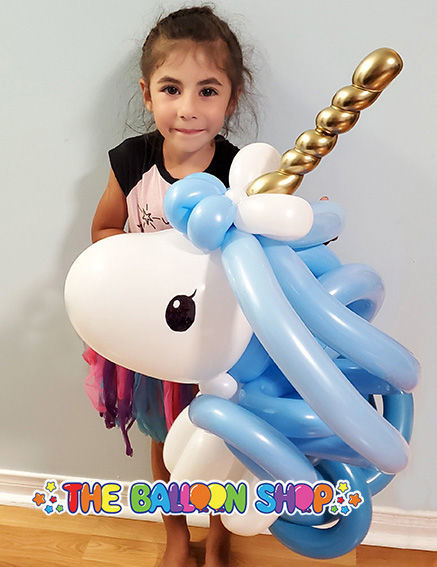 Picture of Deluxe Unicorn - Balloon