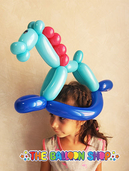Picture of Rocking Horse - Balloon
