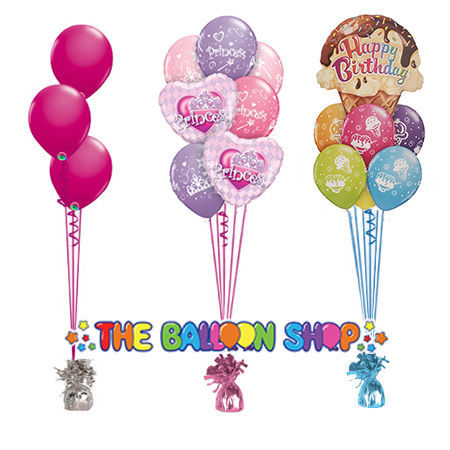 Picture for category Balloon Bouquets