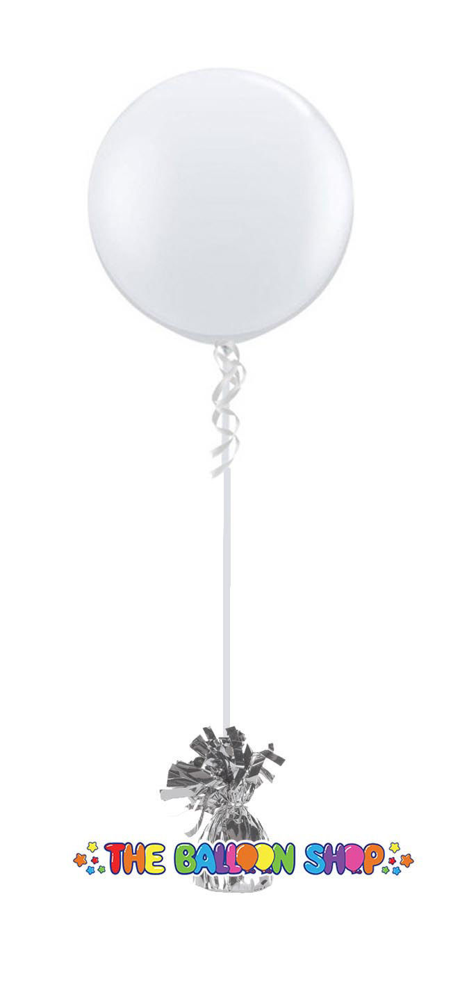 Picture of 3FT Giant Balloon - Solid Color (helium-filled)