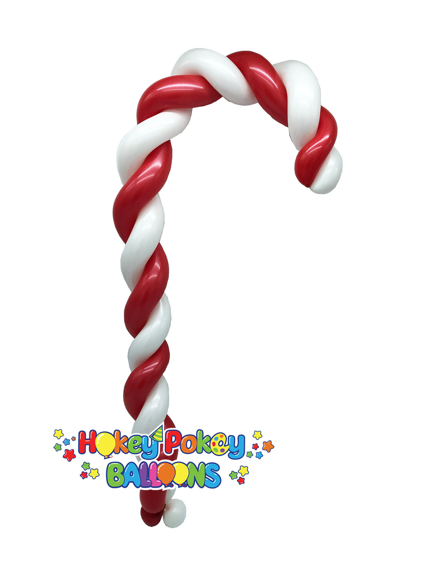 Picture of Candy Cane - Balloon