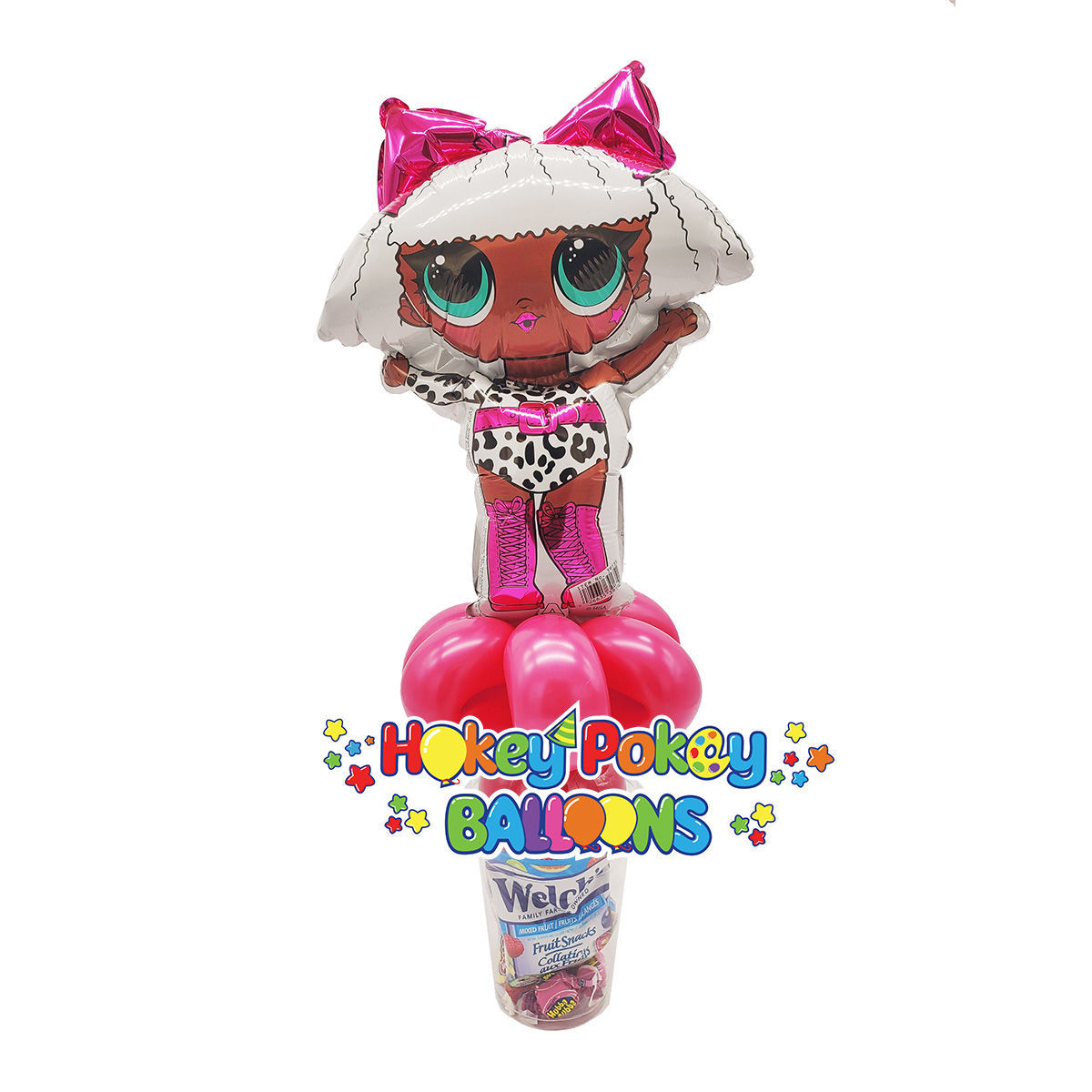 Picture of LOL Surprise Diva - Balloon Candy Cup