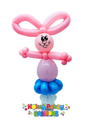 Picture of Easter Bunny - Balloon Candy Cup