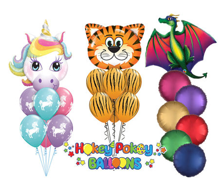 Picture for category Animals Balloon Bouquet