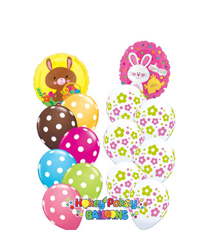 Picture for category Easter Balloon Bouquet