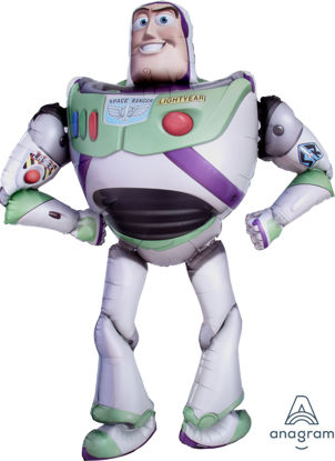 Picture of 62'' Buzz Lightyear - Air Walker Balloon  (helium - filled)
