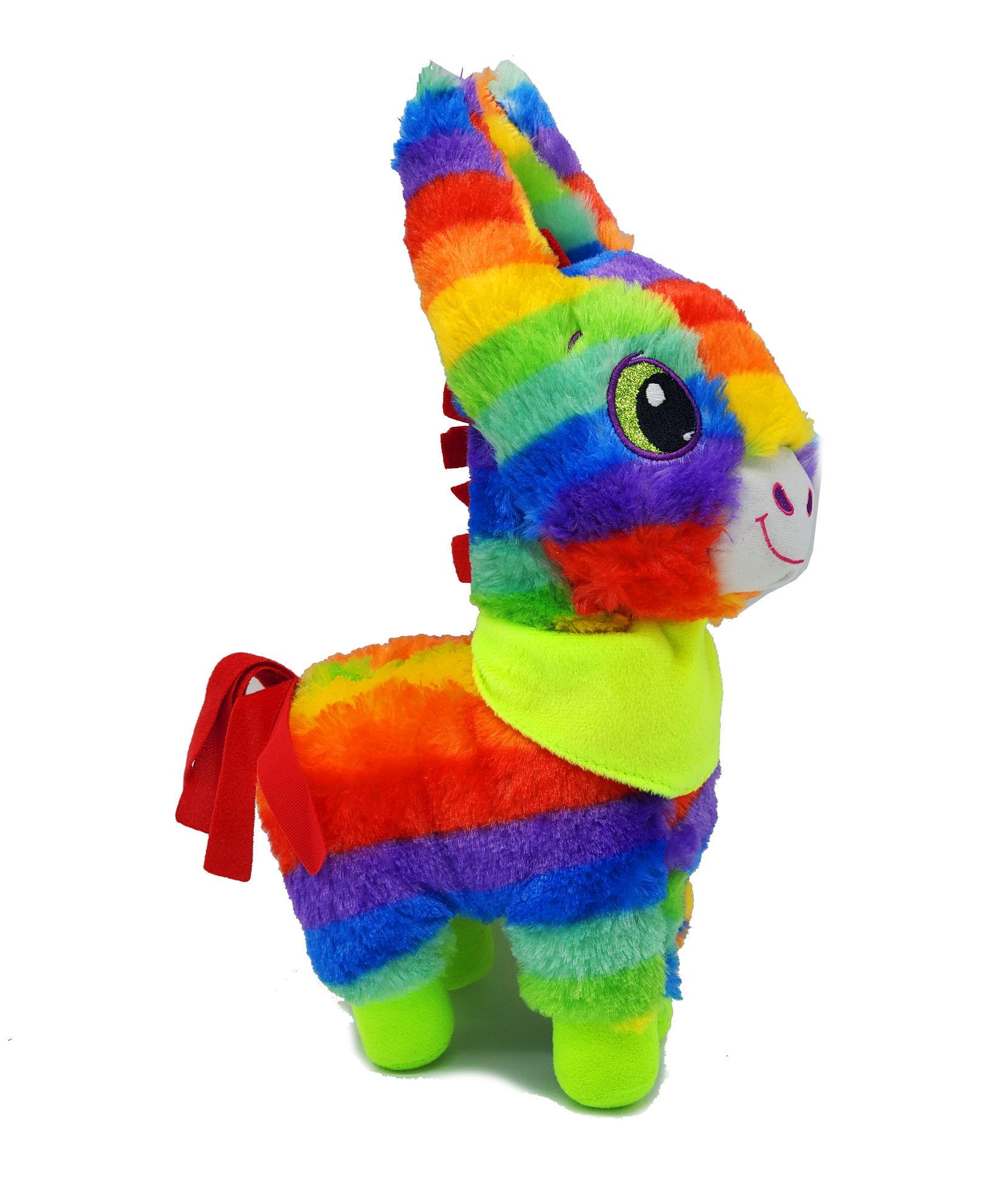 Picture of Rainbow Llama - Plush Toy