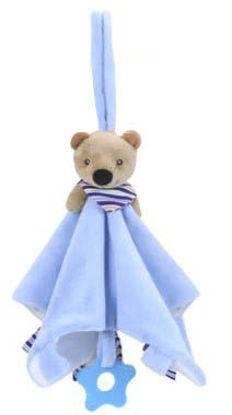 Picture of Tony Lvee Baby Comfort Towel - Bear