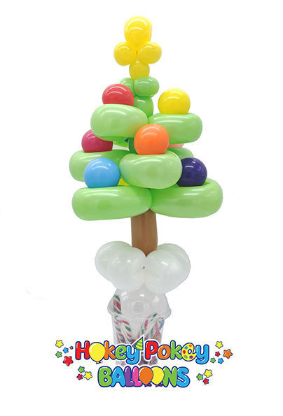Picture of Christmas Tree - Balloon Candy Cup