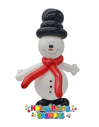 Picture of Snowman - Balloon