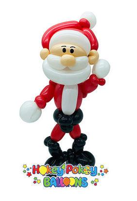 Picture of Santa - Balloon